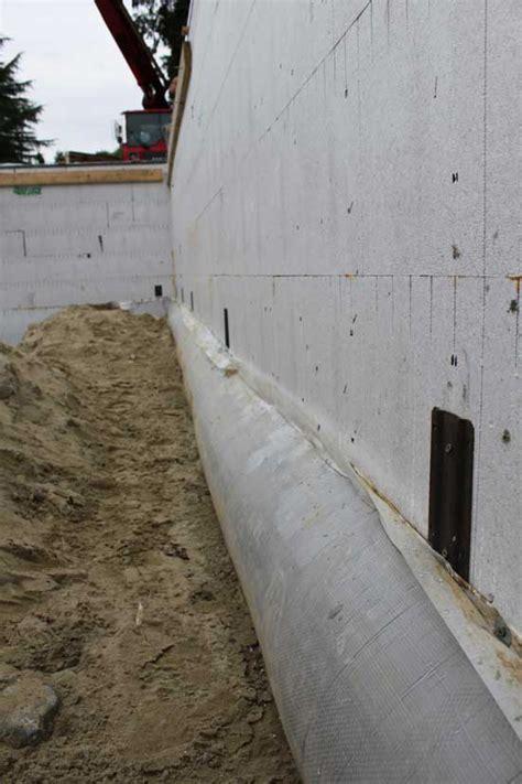 basement concrete forms net zero energy homes insulated concrete forms