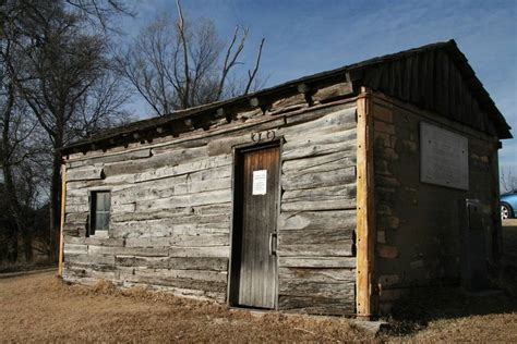 Kansas Cabins by Michael Martin Murphey To Help Save Historic Cabin The