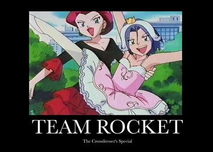 Team Rocket Meme - if you have pok 233 mon x or y what levels are all your