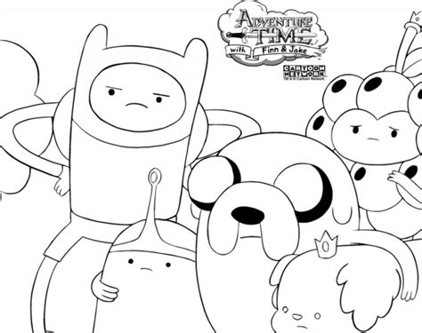 printable coloring pages adventure time adventure time printable coloring pages coloring home
