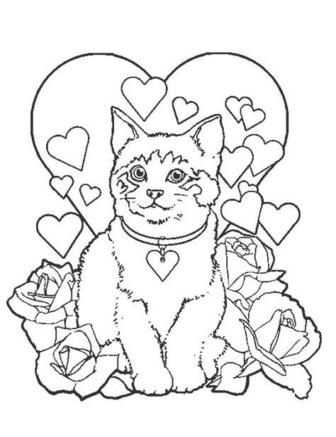 ballet cat coloring page dessins 224 colorier chats coloriages pour enfants