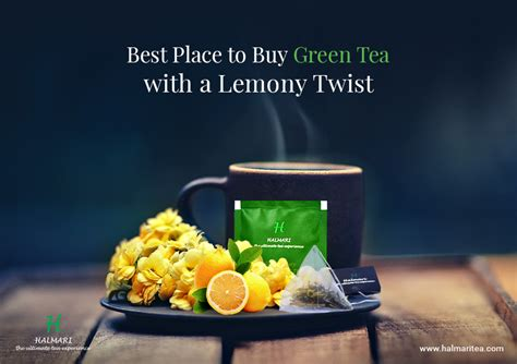 best tea to buy which is the best place to buy lemon green tea bags