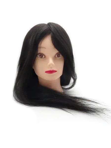 Jual Rambut Sambung Asli Di Bandung jual baru trixie kepala rambut a5 100 rambut asli 60cm real hair di lapak hasby store hasbystore04