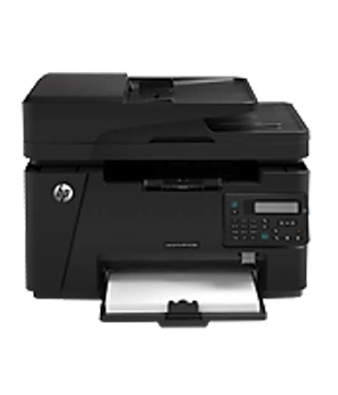 Printer Hp Fax Scan Copy hp hewlett packard laserjet pro mfp m 128 fn