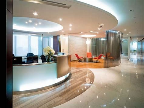 office designs com luxury office reception design round ceiling office