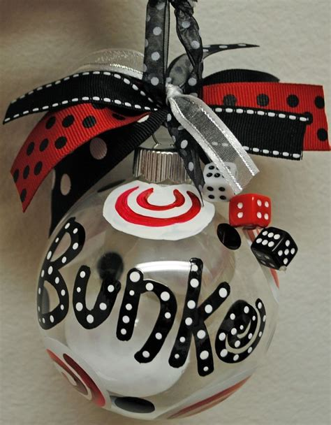 bunco fun cute idea to hand out as a christmas gift for