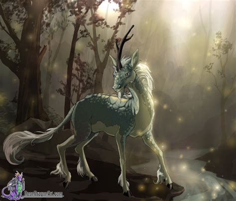 Mythical Creatures Of Asia mythical creatures the asian unicorn