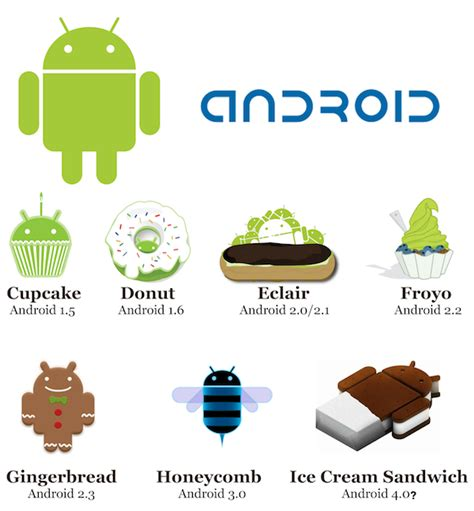 android versions software development company web application development