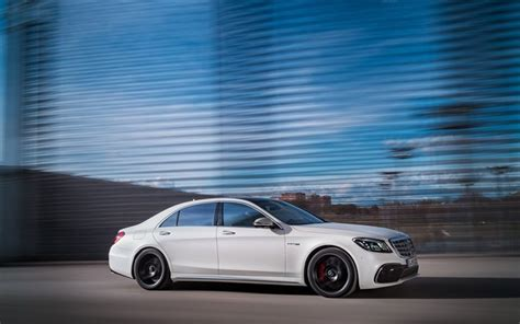 mercedes wallpaper white wallpapers mercedes s63 amg 2018 white