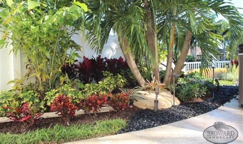 front yard landscape design ideas queensland garden post