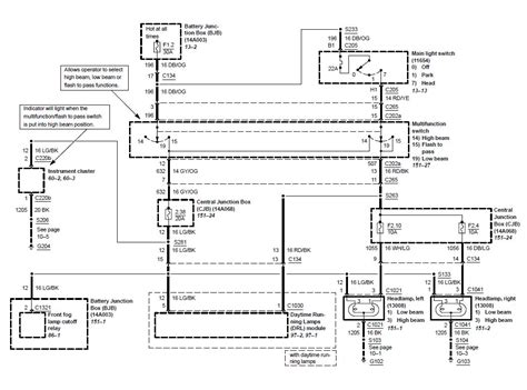 87 mustang headlight switch wiring diagram wiring