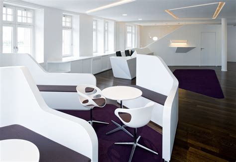 DuPont? Corian® notary's office Ballindamm by DuPont