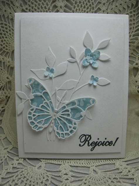 Handmade Die Cut Cards - 1000 images about cards using memory box dies on
