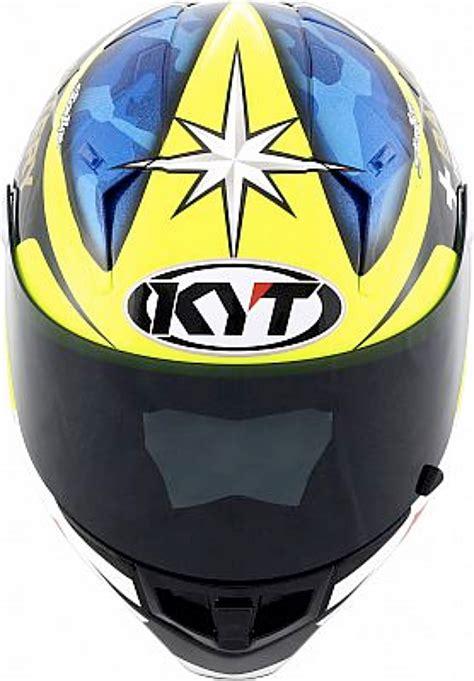 Helm Kyt Espargaro aleix espargaro kyt thunderflash helmet replica race helmets