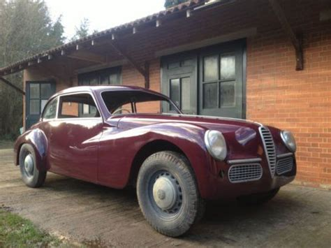 sell used 1952 alfa romeo 6c 2500 gt berlinetta coupe in