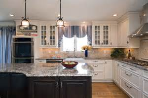 9 Foot Kitchen Island does this kitchen have 9 foot ceilings