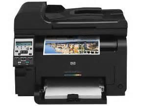 hp laserjet pro 100 color mfp m175nw manuals hp