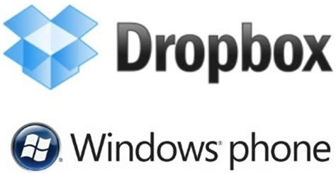 dropbox for windows mobile dropbox for windows mobile phone redmond pie