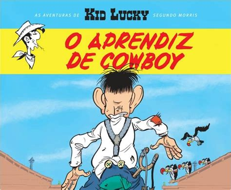 luckiest cowboy of all two books for the price of one happy books leituras de bd reading comics lan 231 amento kid lucky