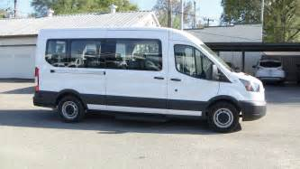 2017 ford transit 15 passenger church commtrans midsouth