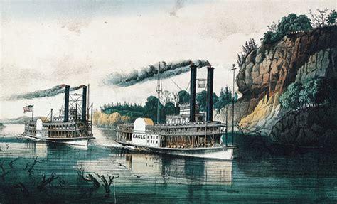 barco a vapor en la revolucion industrial barcos barcos de vapor www insite comule