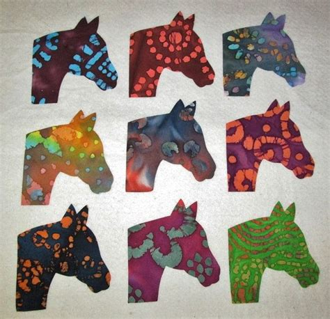pattern for fabric horse 551 best images about horse quilts on pinterest quilt