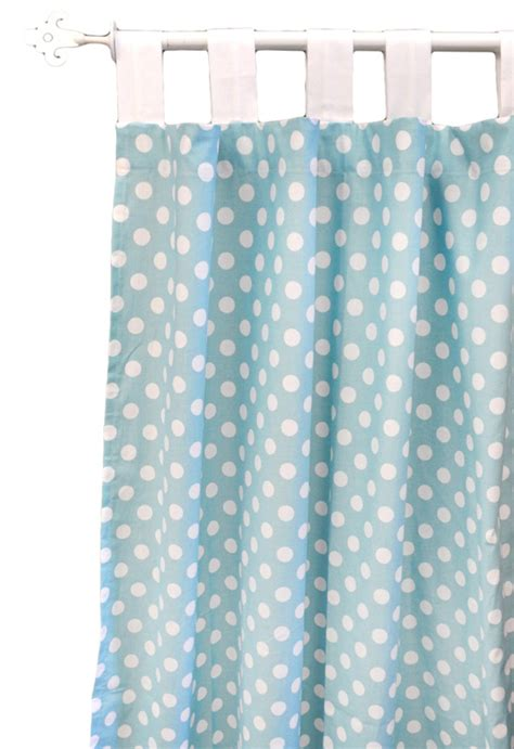 tiffany blue curtain tiffany blue dot curtain panels set of 2 by new arrivals