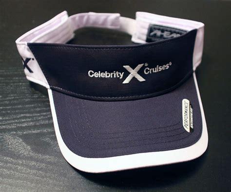 Celebrity Giveaways - celebrity cruises insulated tumbler visor tote giveaway cruisehabit
