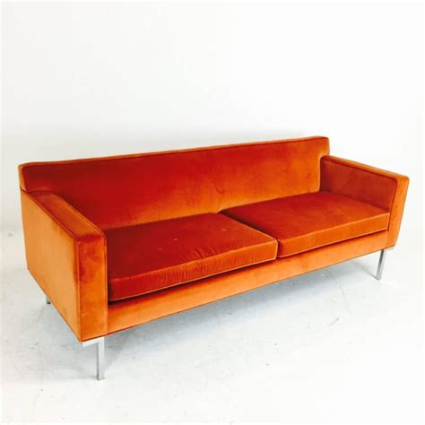 Orange Sofas For Sale by Orange For Sale Home Divani Casa Modern Orange And