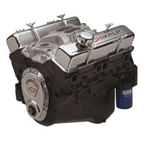small block chevy crate motor gm performance 19244450 small block chevy 350 290 deluxe