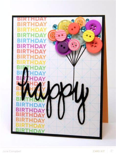 creative birthday card ideas to 30 creative ideas for handmade birthday cards