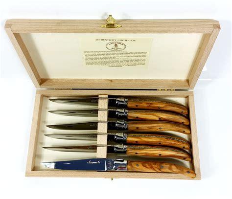 laguiole kitchen knives laguiole jean dubost cutlery