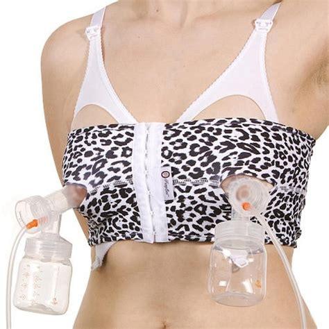 Size M Mooi Free Pumping Bra Mooimom Baby pumpease pumping bra birth partner