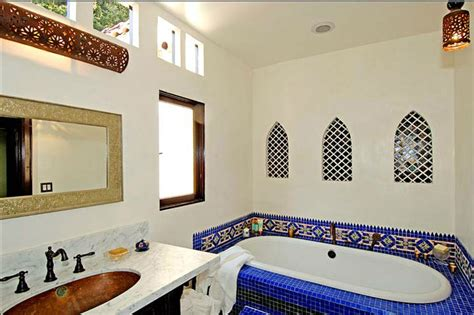 moroccan bathroom ideas bathroom design with moroccan tiles by design vidal
