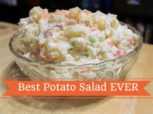 chef lee ann whippen makes the best potato salad ever