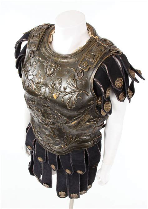 Jaket Hk Benhur ferdy mayne complete cuirass and helmet from ben hur mgm 1951 ornate cuirass worn by ferdy