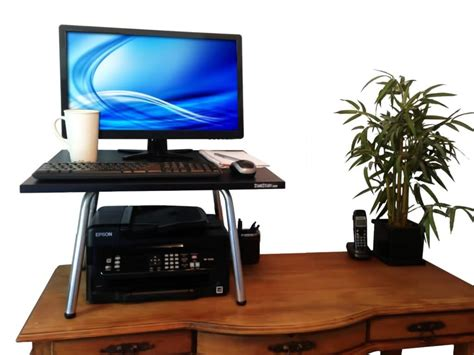 Convert Cubicle To Standing Desk by The Seven Best Standing Desks Examined Existence
