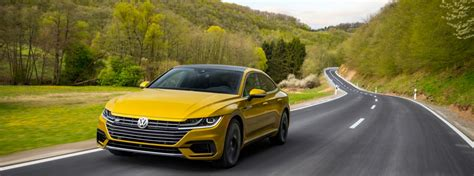 Volkswagen 2019 Lineup by What Is The 2019 Vw Arteon R Line Appearance Package