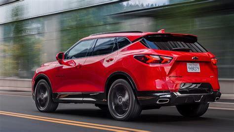 Chevrolet Blazer 2020 Price by 2020 Chevy Blazer Specs Price Interior Release Date