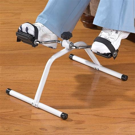 Desk Foot Exerciser by Pedal Exercise Bike Pedal Cycle Exercise Bike Kimball