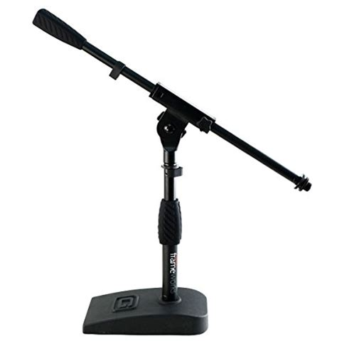 Holder Mic Import gator frameworks gfw mic 0821 mic stand with 4 5 quot x 8 quot import it all