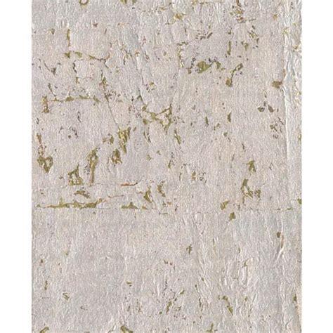grey wallpaper cork candice olson modern nature silvery grey and metallic gold