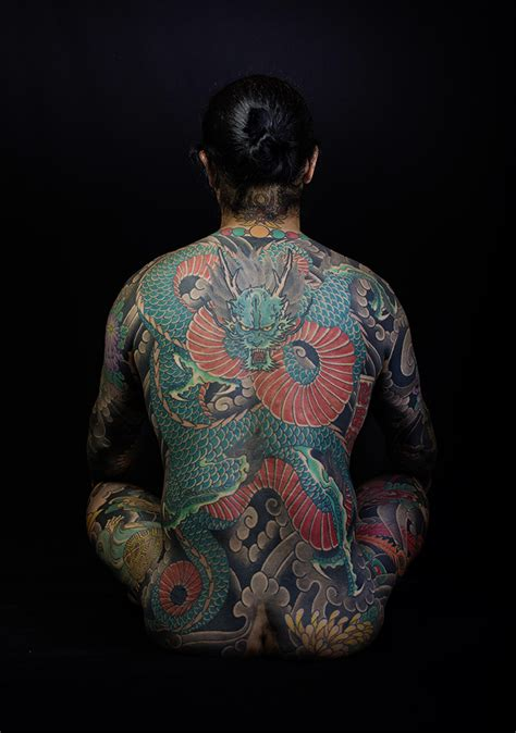 ivan tattoo oriental ivan legendary irezumi from brazil east street tattoo