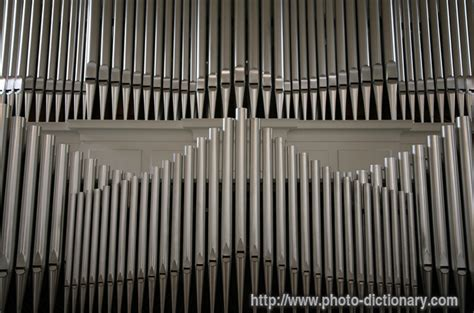 organ pipes photopicture definition  photo dictionary