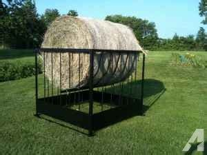 hay saver hay cradle cattle feeder (faucett mo) for sale