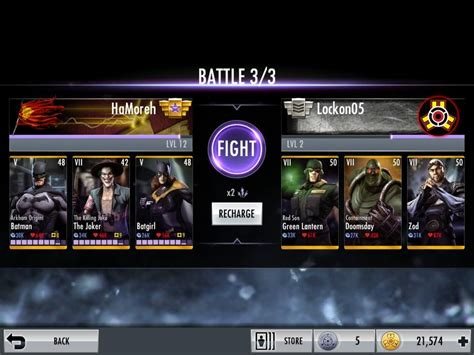 injustice mobile next challenge characters list driverlayer search engine