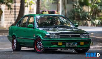Toyota Corolla Small Customized All Grown Up The Small Ae92 Toyota Corolla Tuned