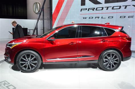 2019 Acura Rdx Forum by Vwvortex 2019 Acura Rdx Prototype Packs More Power