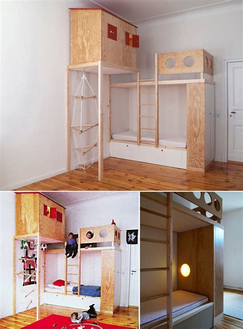 coole kinderbetten 102 best images about basement indoor playground on