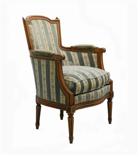 recover armchair french armchair louis revival bergere to recover in from